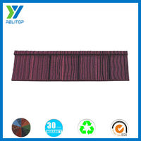 Wholesale sand cover roof tiles for house material