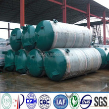 vertical stainless steel temporary storage tank expansion tank