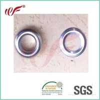 Wholesale metal eyelets with groment for clothing bag shoes,Brass eyelet for garment/shoe/curtain