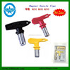 Hot selling nozzle spray nozzle graco airless spray tips graco airless spray gun parts