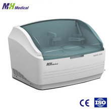 China supplier clinical lab equipment MHS-200 full automated blood chemistry analyzer
