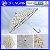 high quality clear plastic umbrella