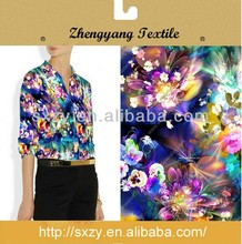 Hot sale 100 polyester printing suiting fabric China