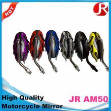 Motorcycle Apply to suzuki motorcycle mirror JR 50