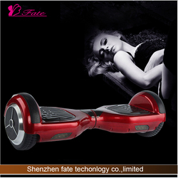 2015 Newest Powerful Two Wheels Self Balancing Scooter Electric Cool Front LED security Design Intelligent Balance Car