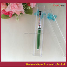 Capacitive touch screens crystal pen 2015 hot items
