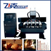 Fast Speed, Wood CNC Router Cutting and Engraving Machine with High Quality Reducer