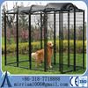 Hot dipped galvanized welded dog kennel / Hot sale heavy duty welded dog cage