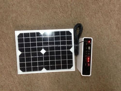 10w panel solar system
