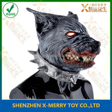 X-MERRY Animal wolf scary latex mask -halloween decoration party mask