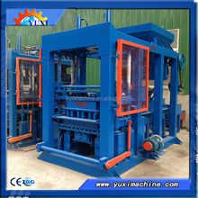 Low investment high profit business hollow hydraulic fly ash brick making machine