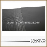 Customized 3k plain surface carbon fiber product 600mm*600mm*2mm