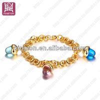 2014 lucky handmade mala beads wholesale charm bracelet