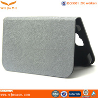 OEM factory custom manufacture classical designer fancy leather flip case for samsung galaxy note