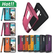 Colorful Mobile Phone Case/Carbon Fiber Case Cover for LG G3