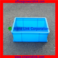 Food Grade Plastic Packing Shipping Crates