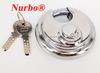 SL905 Nurbo stainless padlock driling resistant padlock for bike chain lock