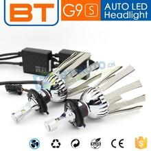 2015 New Arrive Color Temperature: 3000-6500K Car H3 H4 LED Headlight Bulbs