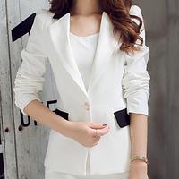 d81878f 2015 wholesale latest design coat elegant ladies blazer