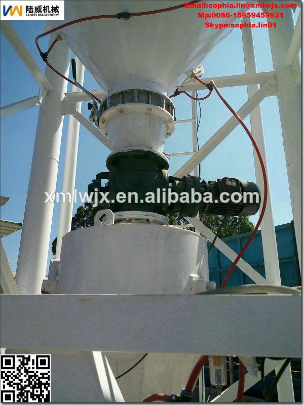 2014 producto caliente 100 toneladas de silo de cemento para la venta en brasil