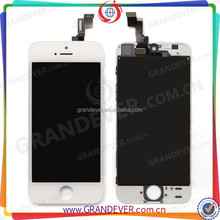 Factory price original for iphone 5s screen digitizer, for iphone 5s lcd digitizer