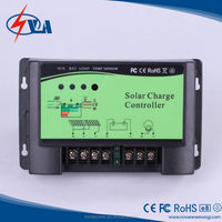 30A trade edition pwm 12V/24V manual solar charge controller