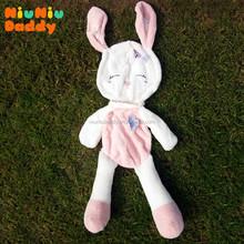 Plush Rabbit skin Semi-finished rabbit skin plush doll plush toy material skin