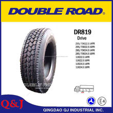 cheap chinese tires 11R22.5 tire dump truck for sale