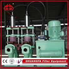 Efficient Double Action Sewage Pump, Ceramic Pump, Ceramic Piston Pump
