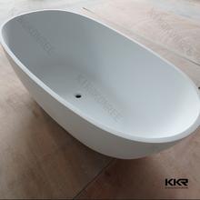 superficie solida vasca da bagno di piccole dimensioni
