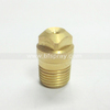 Brass Water spray fire control nozzle