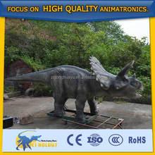 2015 Low Price Grand playground Artificial dinosaur model on sale