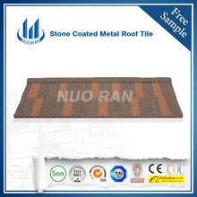 50yeras warranty stone coated metal roof tiles/roof steel sheets/ stone coated roof tiles manufactory