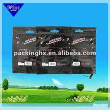 Impresión personalizada bolsas con cierre zip