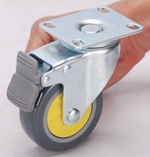 High quality wheel caster ZY-JLU-003/004 made in china
