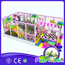 Indoor play soft plastic toys equipment for baby home playground
