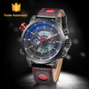 WEIDE 2015 3ATM Waterproof LCD Display Men Sport Vogue Watch