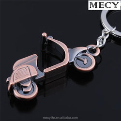 MECY LIFE latest design motorcycle shaped league of legends keychain