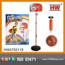 Indoor Sport Set Basketball Ring Stand for Boy