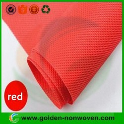 dot style and 100% polypropylene 100% pp material nonwoven mattress fabric