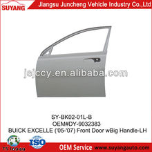 America Car Auto Replacemet Door Panel For BUICK EXCELLE (2005-2007)GM Body Parts Sheet