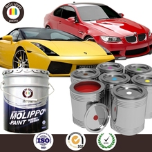 All kinds of colors car spray paint colors