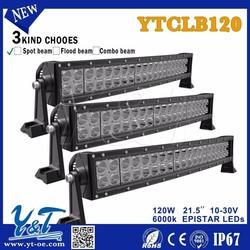 NEW 10-60V DC 80W LED Light Bar Super Bright Work LED Light Bar Top Light 80W light bar Y&T