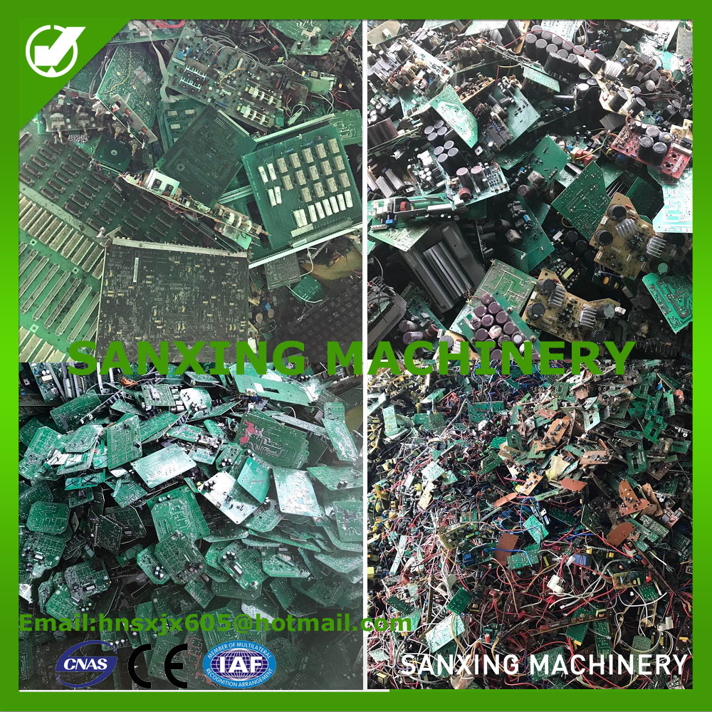 Pcb Electronic Scrap Recycling Plant Buy Electronics Pictures E Waste