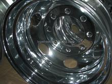 High Quality 8.25*22.5 & 9.00x22.5 Truck Chromed Wheel Rim