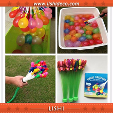 Bunch Of Colorful Water Balloons 100 Balloons Per Minute