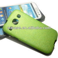Hot selling soft TPU PU leather mobile phone cover for samsung galaxy s3 i9300