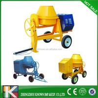 Automatic construction machine diesel concrete mixer prices ,concrete mixer in kenya