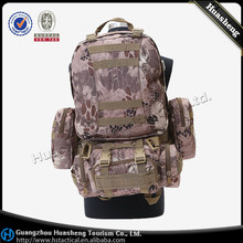 Military mountaineering camping hiking large asssault tactical backpack