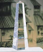unique design cheap crystal trophy plaque MH-JB131